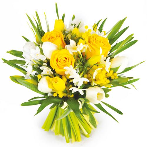 Un bouquet pour la journ e du c lin for Commander un bouquet